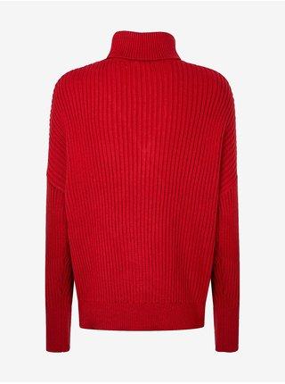 Roláky pre ženy Pepe Jeans - červená