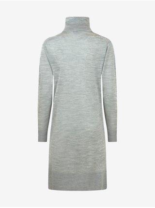 Šaty na denné nosenie pre ženy Pepe Jeans - svetlosivá