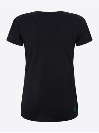 Tričká s krátkym rukávom pre ženy Pepe Jeans - čierna