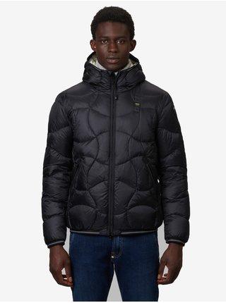 Zimné bundy pre mužov Blauer - čierna