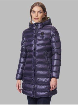 Zimné bundy pre ženy Blauer - fialová, zelená
