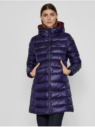 Zimné bundy pre ženy Blauer - fialová, červená