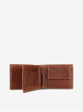 Peňaženky pre mužov KARA - hnedá