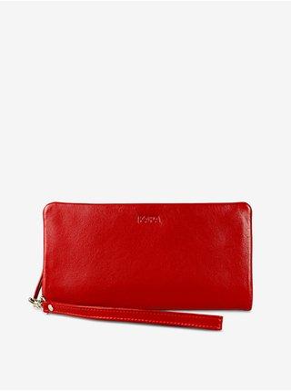 Peňaženky pre ženy KARA - červená