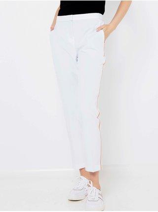 Nohavice pre ženy CAMAIEU - biela