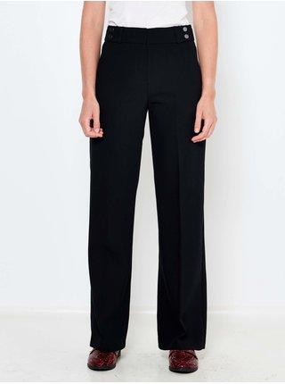 Černé volné kalhoty CAMAIEU