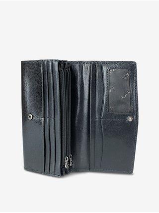 Peňaženky pre ženy KARA - čierna