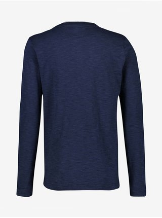 Tmavě modré tričko LERROS