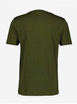 Tričká pre mužov LERROS - zelená