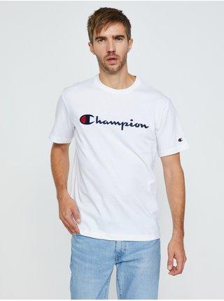 Tričká pre mužov Champion - biela