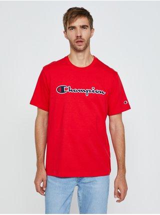 Tričká pre mužov Champion - červená