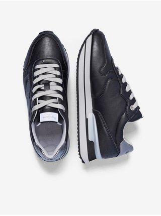 Tenisky pre ženy Pepe Jeans - čierna
