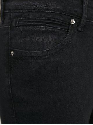 Černé skinny fit džíny ONLY CARMAKOMA Carkarla