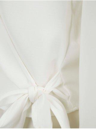 Móda pre plnoštíhle pre ženy CAMAIEU - biela