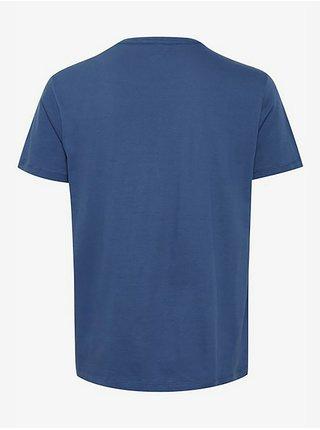 Modré pánské triko s potiskem Blend