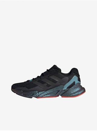 Topánky pre mužov adidas Performance - čierna, tmavozelená