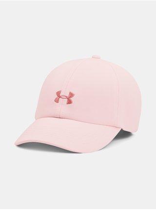 Kšiltovka Under Armour UA Play Up Cap - růžová