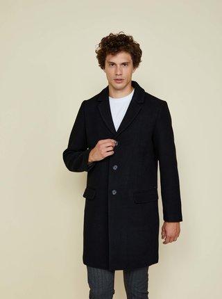 Černý pánský kabát ZOOT Baseline Christian