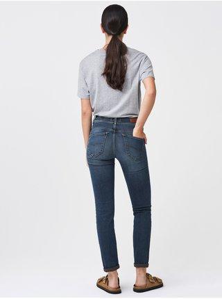 Tmavě modré dámské slim fit džíny Salsa Jeans Secret Trama