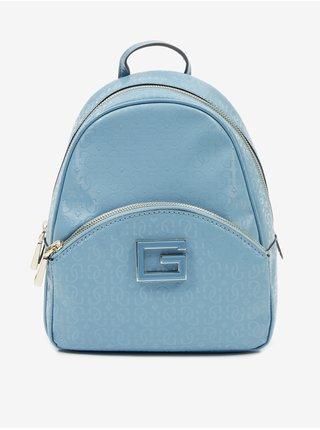 Batohy pre ženy Guess - modrá
