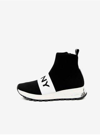Členkové pre ženy DKNY - čierna, biela