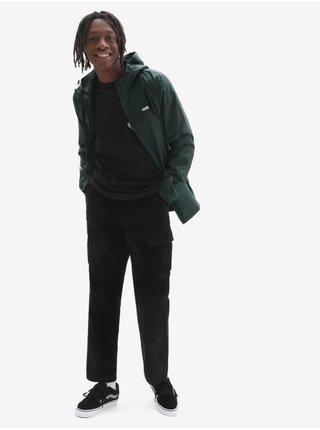 Bílo-zelená pánská bunda VANS Garnett