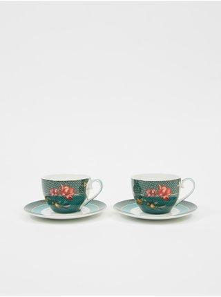 Sada dvoch zelených hrnčekov v darčekovom balení PiP studio Winter Wonderland