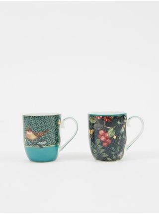 Sada dvoch petrolejových hrnčekov v darčekovom balení PiP studio Winter Wonderland