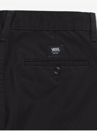 Čierne pánske straight fit nohavice VANS Authentic