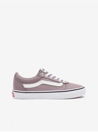 Světle fialové dámské boty VANS Ward