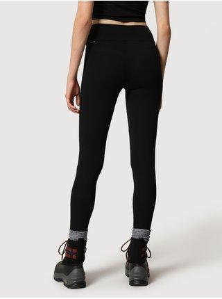 Čierne dámske legíny NAPAPIJRI M-leggings