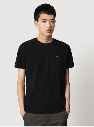 Černé pánské tričko NAPAPIJRI Salis C SS 1