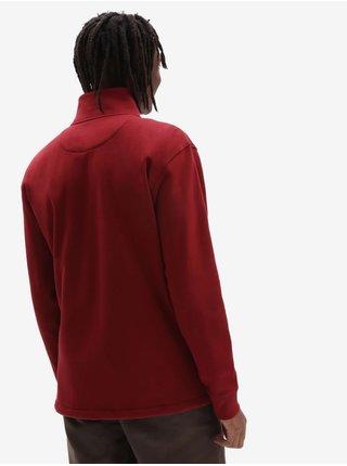 Červená pánská mikina VANS Versa Standard