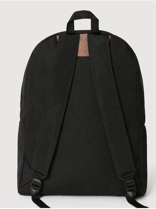 Černý unisex batoh s nášivkou NAPAPIJRI Voyage 2