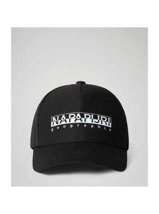 Kšiltovka Framing 2 Black 041 Napapijri