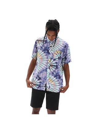 Košile Mn New Age Tie Dye Nage Purple Vans