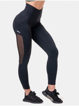 Černé sportovní legíny Nebbia