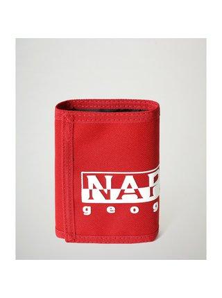 Peněženka Happy Wallet 2 Old Red 094 Napapijri