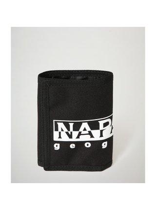 Peněženka Happy Wallet 2 Black 041 Napapijri