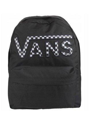Batoh Mn Old Skool Iii Bac Black/Checkerboard Vans