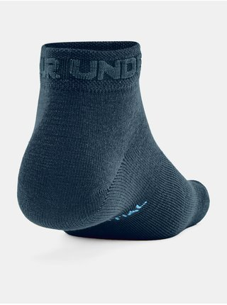 Ponožky Under Armour UA Essential Low Cut 3Pk-BLU
