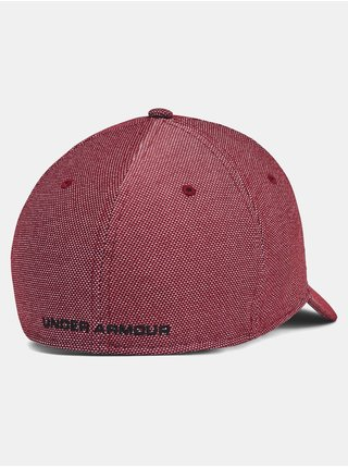 Kšiltovka Under Armour UA M Hther Blitzing 3.0-RED