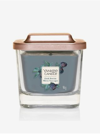 Vonná sviečka Yankee Candle Dark Berries (Elevation malá)