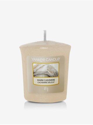 Vonná votívna sviečka Yankee Candle Warm Cashmere