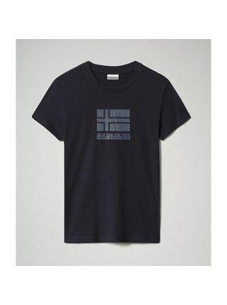 Tričko Seoll Blu Marine Napapijri