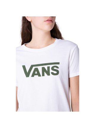 Tričko Wm Center Ss Ew White Vans