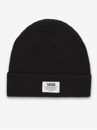 Černá pánská čepice VANS