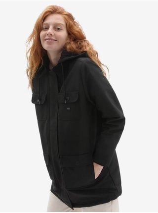 Černá dámská bunda VANS Drill Long