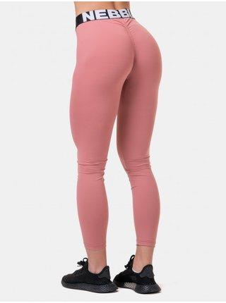 Růžové sportovní legíny Nebbia
