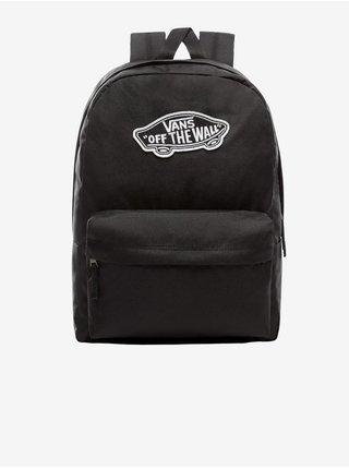 Černý dámský batoh VANS Realm Backpack
